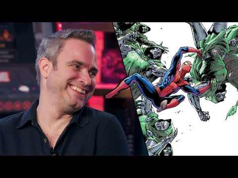 SPIDER-MAN 2099 Rapid-Fire Questions with Nick Spencer! | Marvel Comics
