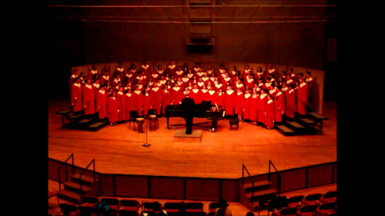 Luther College Collegiate Chorale Tour