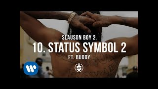 Status Symbol 2 feat. Buddy | Track 10 - Nipsey Hussle - Slauson Boy 2 (Official Audio)