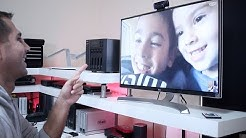 CAN WE USE SKYPE with a WEBCAM on a ANDROID TV BOX ?
