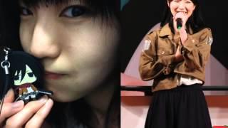 進撃の巨人ミカサ役声優の石川由依が面白い1 画像引用元 http://www.2is...