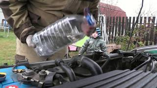 видео Замена антифриза на Тойота Королла