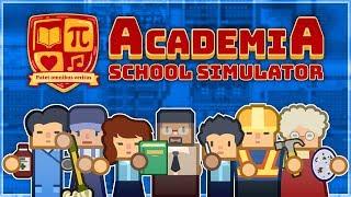 Academia: School Simulator   PART 6   SANDBOX MODE