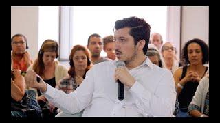 """Startup dialogues"" - CIRCULAR ECONOMY, with Gui Brammer, Enrique González and Alejandro Castañé"