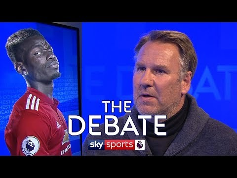 Will paul pogba still be at manchester united next season? | smith & merson | the debate