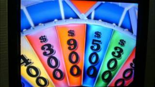 Wheel of Fortune Nintendo Wii Run Game 66