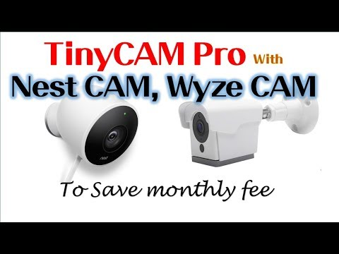 Download View Wyzecam Streams On Actiontiles Using Tinycam Part 1