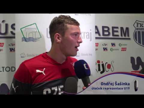 Reprezentace do 19 let po zápase se Slovinskem (8. 10. 2016)