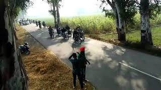 Sukha Kahlon group rally at mukandpur