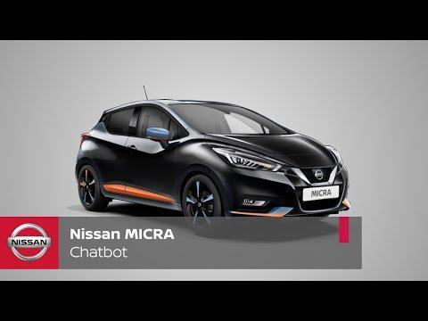 Nuova Nissan Micra Chatbot