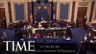 Senate Votes To Preserve Obama-Era Net Neutrality Rules   TIME