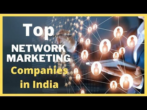 क्या है नेटवर्क मार्केटिंग? Top Network Marketing Companies In India #MLM #DirectSelling
