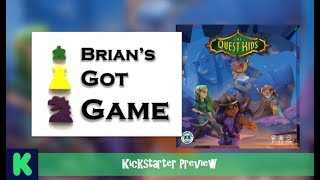 Brian's Got Game - The Quest Kids (Preview)