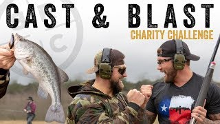 Charity Challenge - Cast and Blast