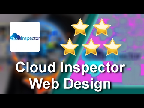 Cloud Inspector Web Design Oshkosh - Impressive Five Star Review by Chris Barter