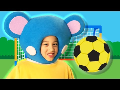 Soccer Rocker and More | 2018 WORLD CUP | Baby Songs from Mother Goose Club!