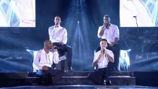 JLS - Proud [Goodbye: The Greatest Hits Tour 2013 DVD]