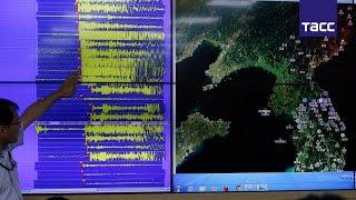 КНДР испытала мощнейшую ядерную бомбу