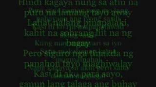 Di Ko Sadya - Beatpro with Lyrics (rap)