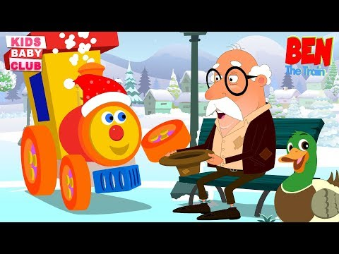 Ben The Train Christmas Is Coming Baby Rhymes For Kids And Babies