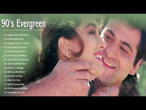 Bollywood 90's Love Songs   Hindi Romantic Melodies SOngs -- Kumar Sanu Alka yagnik Udit Narayan