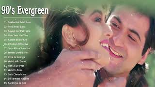 Bollywood 90's Love Songs | Hindi Romantic Melodies SOngs -- Kumar Sanu Alka yagnik Udit Narayan