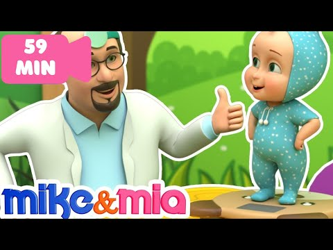 Baby's Visit To The Doctor   Doctor Song   Nursery Rhymes For Children
