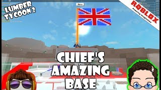 Roblox - Lumber Tycoon 2 - Chief's Awesome Base!