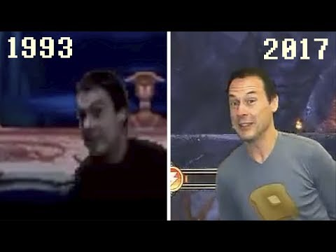 The Evolution of Mortal Kombat's TOASTY!