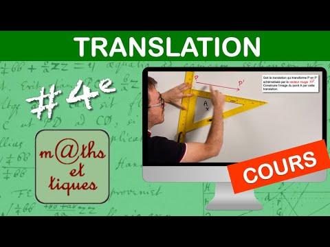 Download LE COURS : Translation - Quatrième