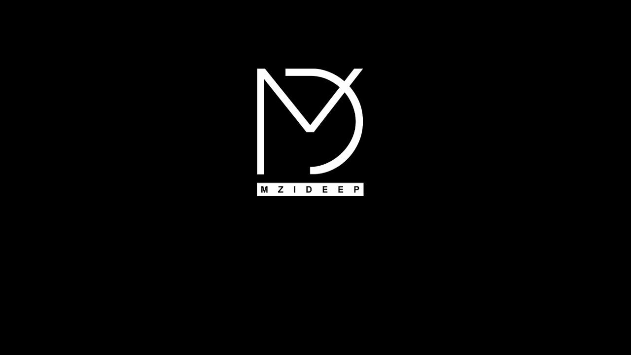 Deep house music logos design
