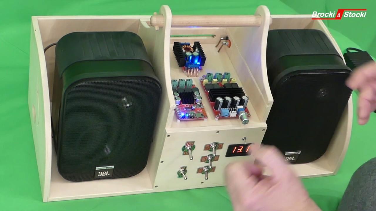 Sure Electronics Tpa250bt Review By Leo Lautsprecher