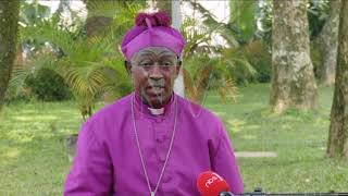 Archbishop Kazimba celebrates a year at the helm