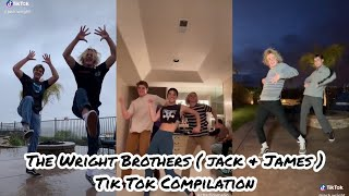 The Wright Brothers ( Jack & James ) {• Tik Tok Compilation •} YouTube Videos