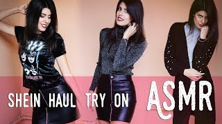 ASMR ita - 👚 Try-On Haul (SHEIN and H&M) · Whispering
