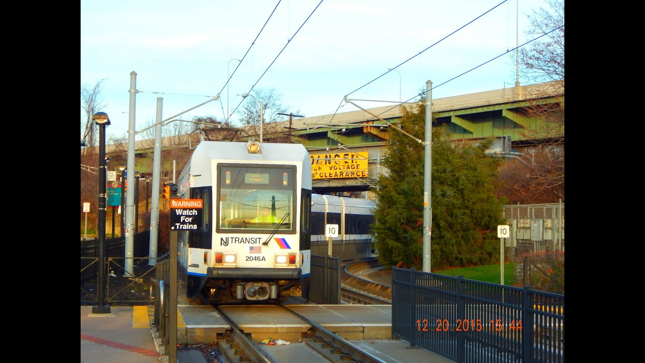 Bayonne Light Rail