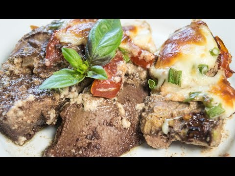 Oven Cooked Liver