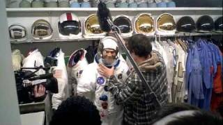 Al Walser Astronaut Suite Shopping - Reality Show - behind the scenes @ Nasa part 1