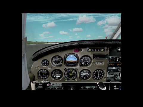 FSX Carenado PA-34 Seneca II Test Flight