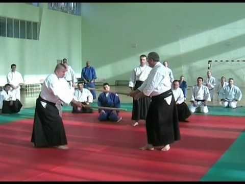 AIKIDO: Iwama Ryu Aikido in Serbia
