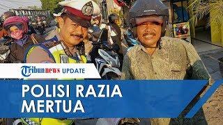Viral Polisi Razia Mertuanya saat Operasi Patuh, Ngaku Kaget saat Tahu Ternyata Bapak Sendiri