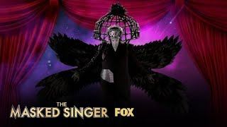 The Clues: Raven | Season 1 Ep. 4 | THE MASKED SINGER