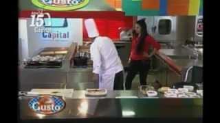 "De Buen Gusto ""bagre A La Criolla Con Queso Paipa"""
