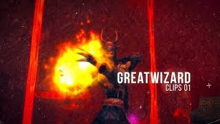 Greatwizard Clips 01 🔥 (60 Mage PvP)