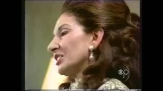 Maria Callas Interview thumbnail