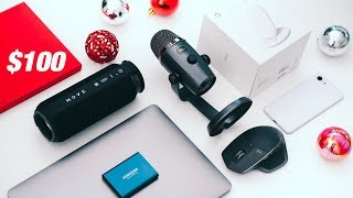 BEST Tech Gift Ideas Under $100 - 2018 Holiday Gift Guide!