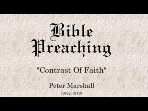 Peter Marshall Prayer to Congress clip
