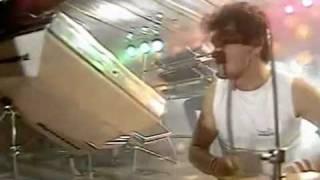 Машина времени - Брошенный в небо (1987)