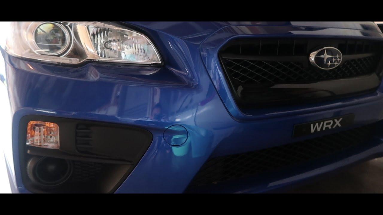 Subaru Wrx Custom >> License Plate Delete Installation on a 2017 Subaru WRX - YouTube