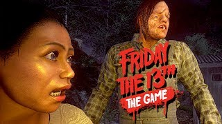 Friday The 13th The Game Gameplay German - The Power of NERD
